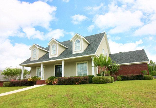 6630 S Lubarrett Way, Mobile, AL 36695 (MLS #257238) :: Gulf Coast Experts Real Estate Team