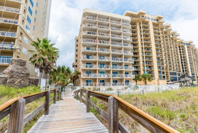 24114 Perdido Beach Blvd #904, Orange Beach, AL 36561 (MLS #257247) :: The Premiere Team