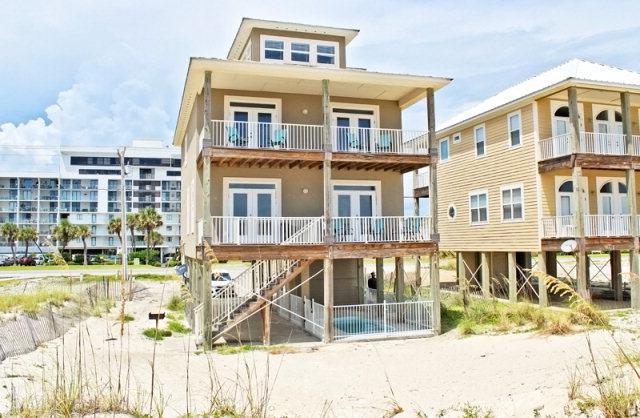 1833 W Beach Blvd, Gulf Shores, AL 36542 (MLS #257262) :: Ashurst & Niemeyer Real Estate