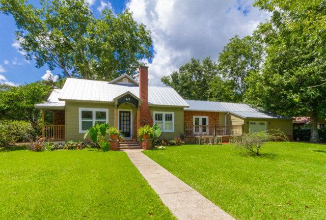 212 S Cedar Street, Foley, AL 36535 (MLS #257317) :: The Premiere Team