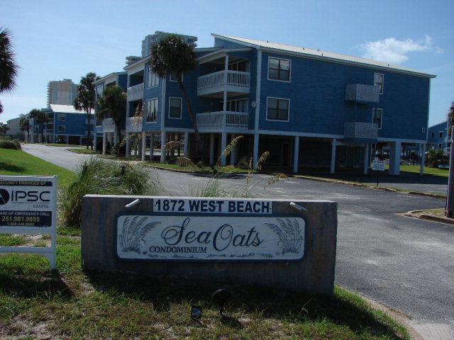 1872 W Beach Blvd C206, Gulf Shores, AL 36542 (MLS #257353) :: Coldwell Banker Seaside Realty