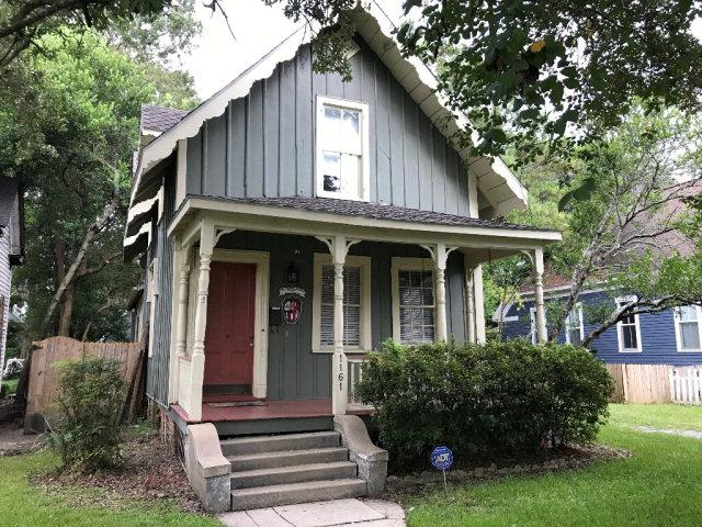 1161 Old Shell Road, Mobile, AL 36604 (MLS #257416) :: Gulf Coast Experts Real Estate Team