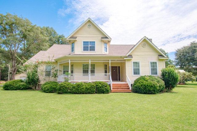 21462 County Road 49, Silverhill, AL 36576 (MLS #257766) :: Gulf Coast Experts Real Estate Team
