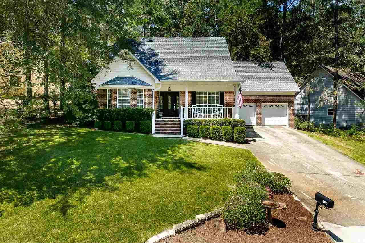200 Rolling Hill Drive, Daphne, AL 36526 (MLS #260017) :: Ashurst & Niemeyer Real Estate