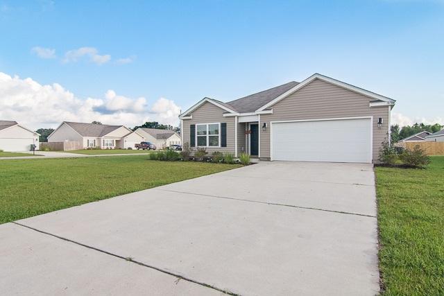 16704 Walstan Drive, Loxley, AL 36551 (MLS #261223) :: Ashurst & Niemeyer Real Estate