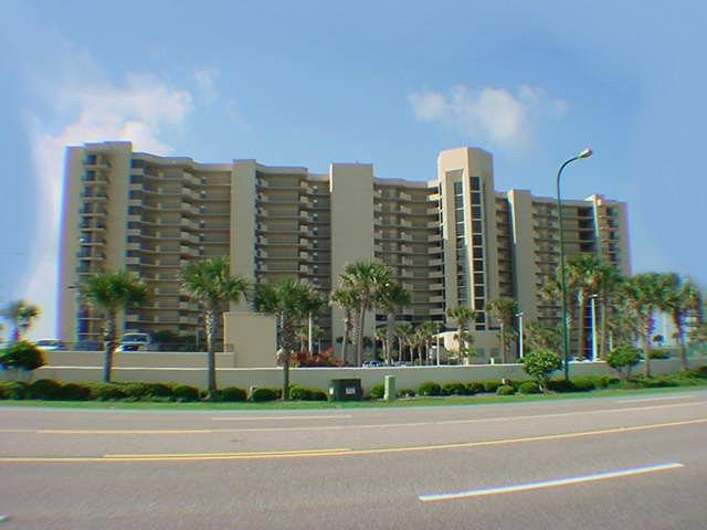 26802 Perdido Beach Blvd #612, Orange Beach, AL 36561 (MLS #261375) :: Jason Will Real Estate