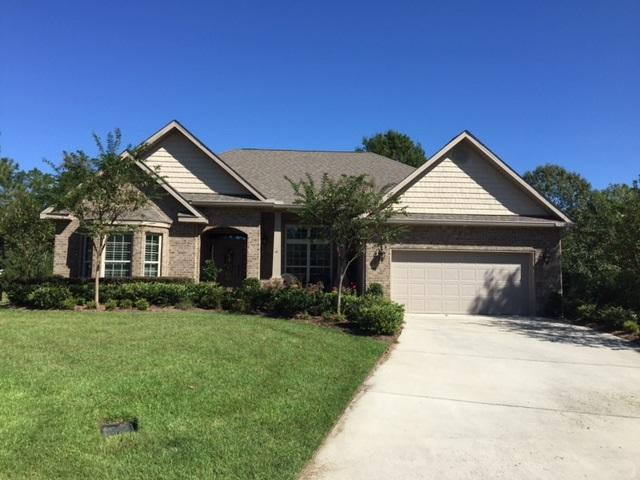 9899 Carnoustie Court, Foley, AL 36535 (MLS #261425) :: Jason Will Real Estate