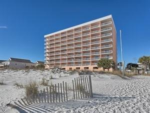 1117 W Beach Blvd #709, Gulf Shores, AL 36542 (MLS #261437) :: Coldwell Banker Seaside Realty