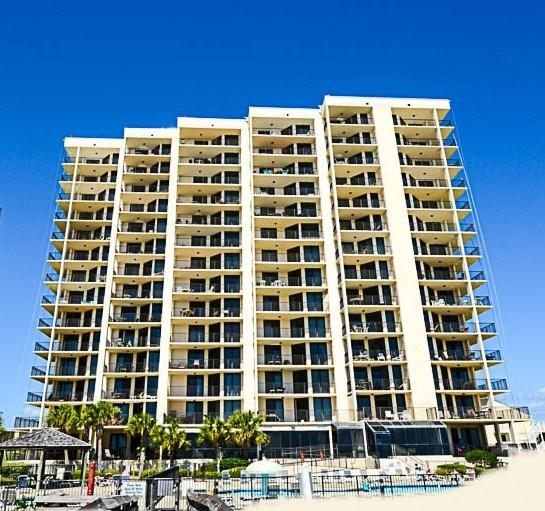 27008 Perdido Beach Blvd #506, Orange Beach, AL 36561 (MLS #261794) :: Gulf Coast Experts Real Estate Team