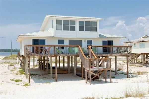 2889 W Beach Blvd, Gulf Shores, AL 36542 (MLS #262181) :: Ashurst & Niemeyer Real Estate