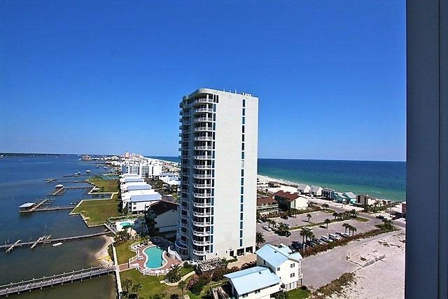 1940 W Beach Blvd #801, Gulf Shores, AL 36542 (MLS #262292) :: ResortQuest Real Estate
