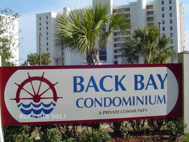 4610 White Avenue #205, Orange Beach, AL 36561 (MLS #262832) :: Bellator Real Estate & Development