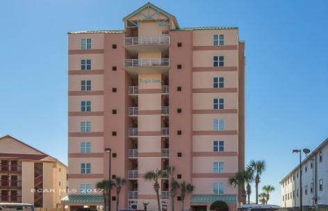 433 W Beach Blvd #505, Gulf Shores, AL 36542 (MLS #263205) :: Gulf Coast Experts Real Estate Team