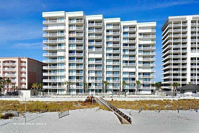 24720 Perdido Beach Blvd #103, Orange Beach, AL 36561 (MLS #263238) :: Ashurst & Niemeyer Real Estate