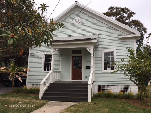 1110 New Saint Francis Street, Mobile, AL 36604 (MLS #263476) :: Coldwell Banker Seaside Realty