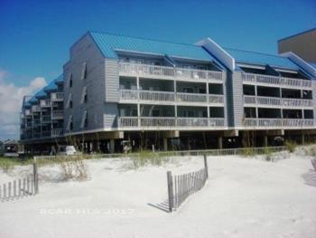 317 E Beach Blvd 202C, Gulf Shores, AL 36542 (MLS #263698) :: The Premiere Team