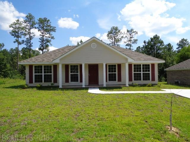 39 Fishing Village Circle, Brewton, AL 36426 (MLS #264241) :: Elite Real Estate Solutions