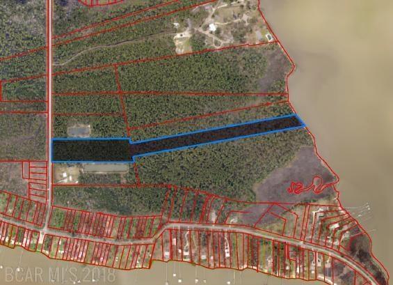 0 Mary Ann Beach Road, Fairhope, AL 36532 (MLS #264366) :: Gulf Coast Experts Real Estate Team