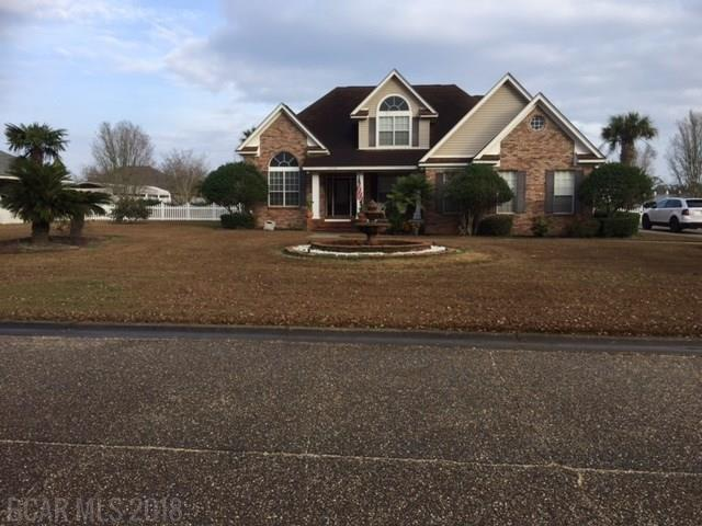 14548 Oak Hill Dr, Foley, AL 36535 (MLS #264478) :: Gulf Coast Experts Real Estate Team