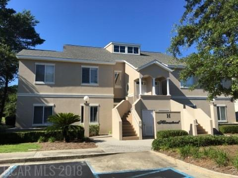 200 Peninsula Blvd H102, Gulf Shores, AL 36542 (MLS #264699) :: Coldwell Banker Seaside Realty