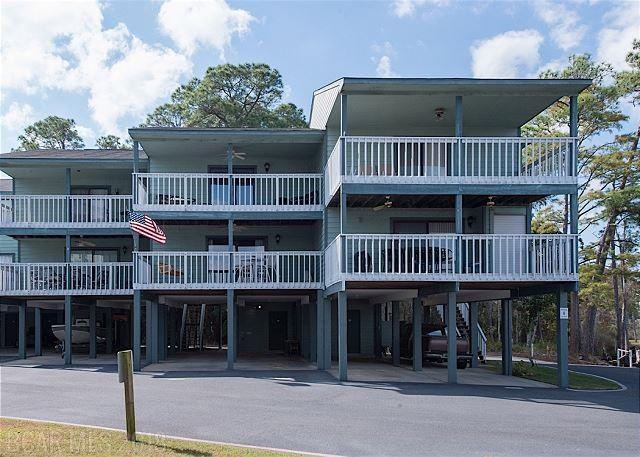 28561 Canal Road #65, Orange Beach, AL 36561 (MLS #265073) :: Coldwell Banker Seaside Realty