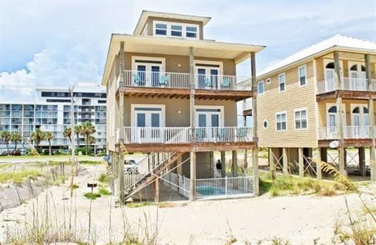 1833 W Beach Blvd, Gulf Shores, AL 36542 (MLS #265181) :: ResortQuest Real Estate