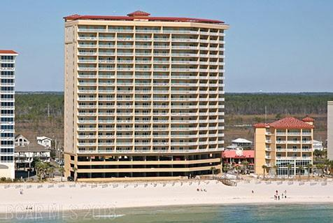 401 E Beach Blvd #1901, Gulf Shores, AL 36542 (MLS #265182) :: The Kim and Brian Team at RE/MAX Paradise