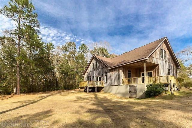 10955 Patterson Lane, Elberta, AL 36530 (MLS #265472) :: Ashurst & Niemeyer Real Estate
