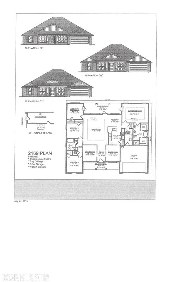 7043 Doppel Lane, Mobile, AL 36619 (MLS #265509) :: Gulf Coast Experts Real Estate Team