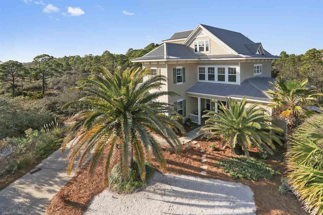 9251 Carbet Lane, Gulf Shores, AL 36542 (MLS #265646) :: Bellator Real Estate & Development
