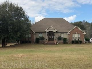 15071 Timber Ridge Dr, Loxley, AL 36551 (MLS #265653) :: Gulf Coast Experts Real Estate Team