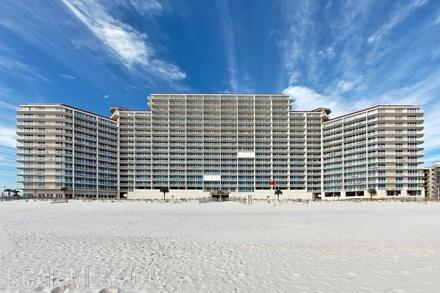 455 E Beach Blvd #801, Gulf Shores, AL 36542 (MLS #265726) :: The Kim and Brian Team at RE/MAX Paradise