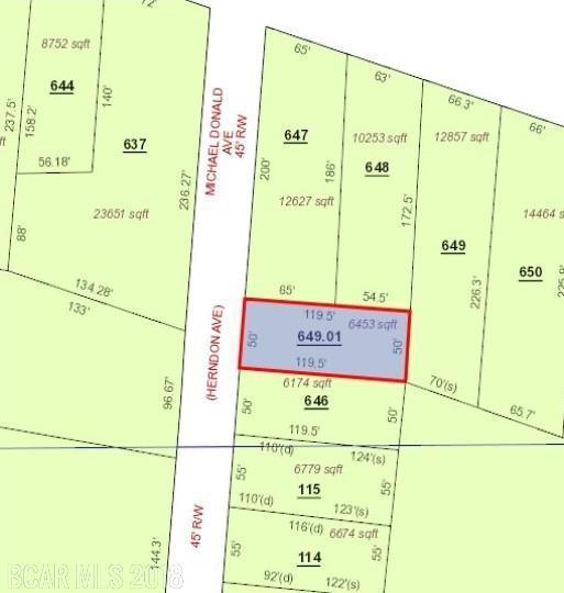 126 Michael Donald Avenue, Mobile, AL 36604 (MLS #265818) :: Gulf Coast Experts Real Estate Team