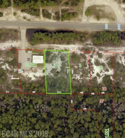 0 State Highway 180, Gulf Shores, AL 36542 (MLS #266053) :: Elite Real Estate Solutions