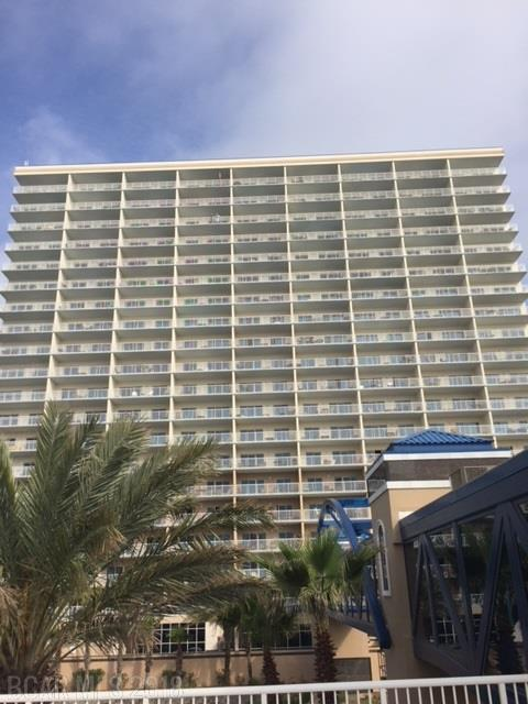 1010 W Beach Blvd #807, Gulf Shores, AL 36542 (MLS #266211) :: The Premiere Team