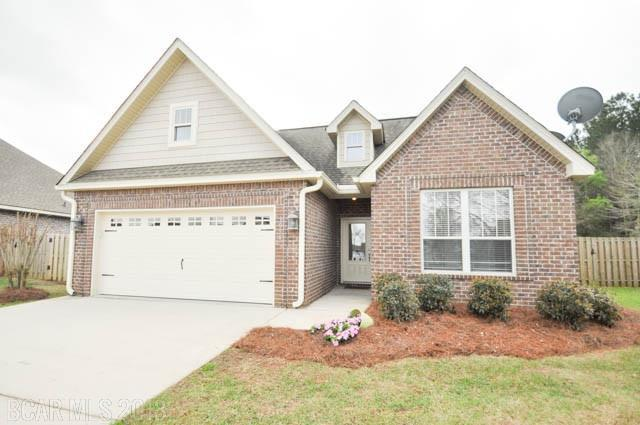 1094 Crown Walk Drive, Foley, AL 36535 (MLS #266223) :: Gulf Coast Experts Real Estate Team