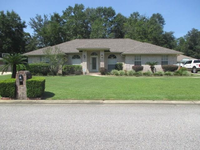 33184 Arbor Ridge Circle, Lillian, AL 36549 (MLS #266364) :: Gulf Coast Experts Real Estate Team