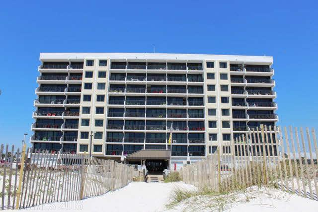 333 W Beach Blvd #610, Gulf Shores, AL 36542 (MLS #266457) :: Gulf Coast Experts Real Estate Team