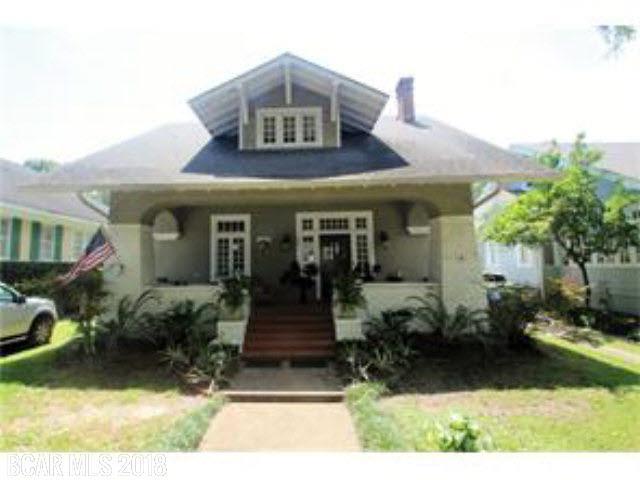 304 West Street, Mobile, AL 36604 (MLS #266530) :: Gulf Coast Experts Real Estate Team