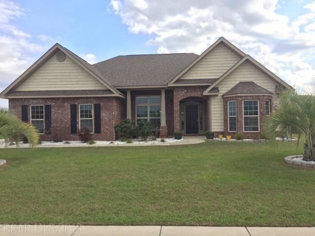 652 Parish Lakes Drive, Foley, AL 36535 (MLS #266556) :: Gulf Coast Experts Real Estate Team