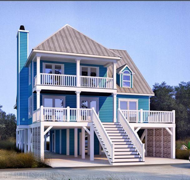 6055 Sawgrass Circle, Gulf Shores, AL 36542 (MLS #266610) :: Ashurst & Niemeyer Real Estate