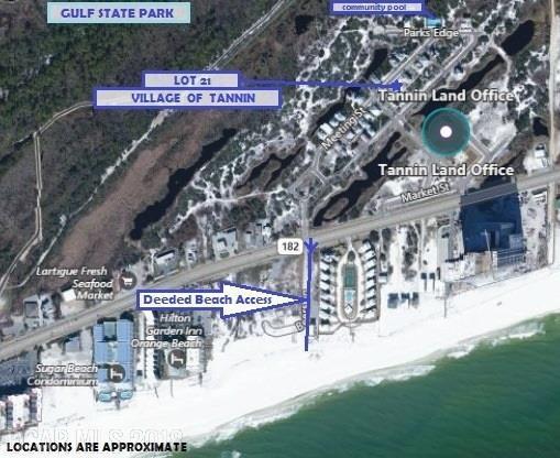 0 Meeting St, Orange Beach, AL 36561 (MLS #266743) :: Elite Real Estate Solutions
