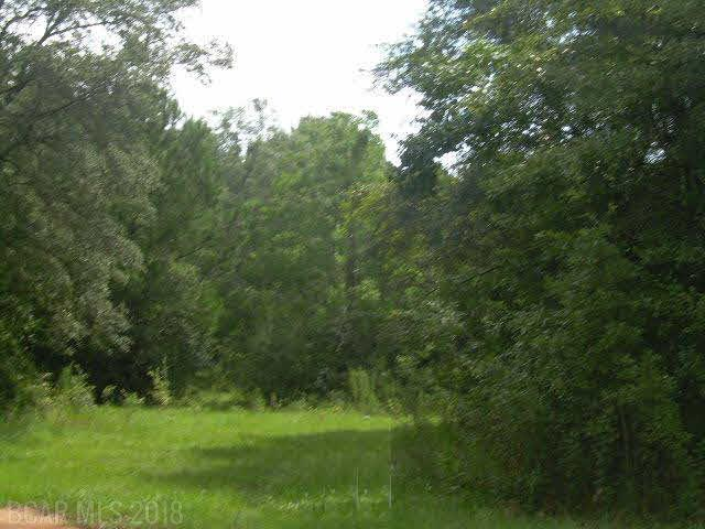 0 S East River Road, Silverhill, AL 36576 (MLS #266797) :: Jason Will Real Estate
