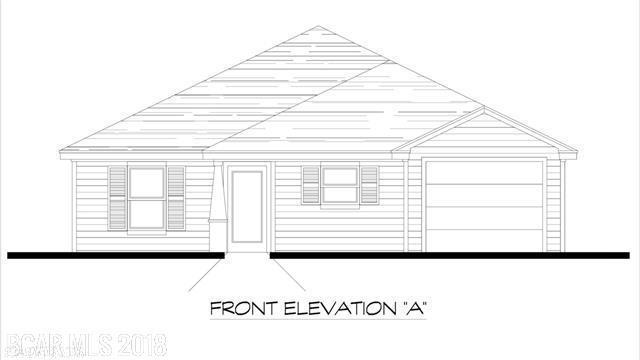 122 Plantation Circle, Summerdale, AL 36580 (MLS #266865) :: Elite Real Estate Solutions