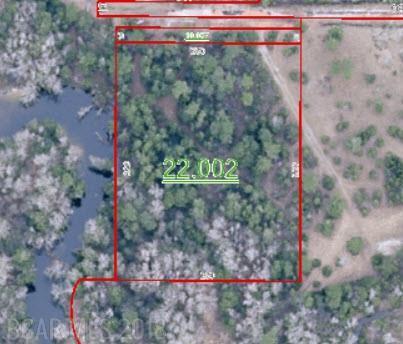 0 Vaughn Rd, Elsanor, AL 36574 (MLS #266878) :: Coldwell Banker Seaside Realty