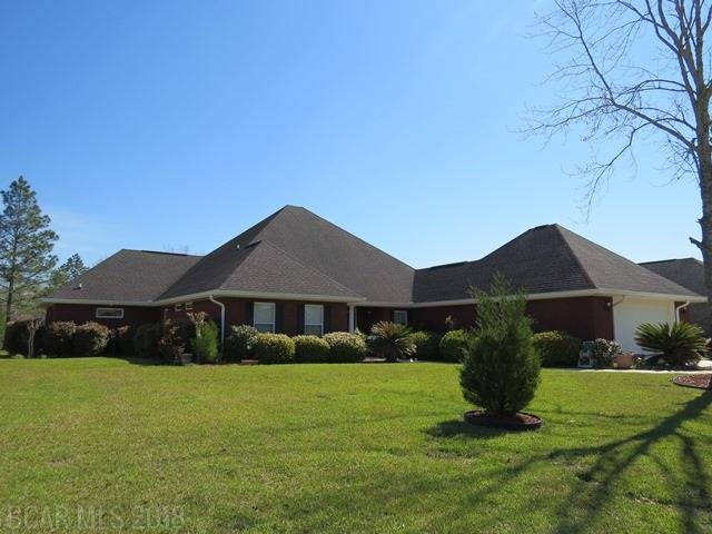 23319 Carnoustie Drive, Foley, AL 36535 (MLS #266964) :: Jason Will Real Estate