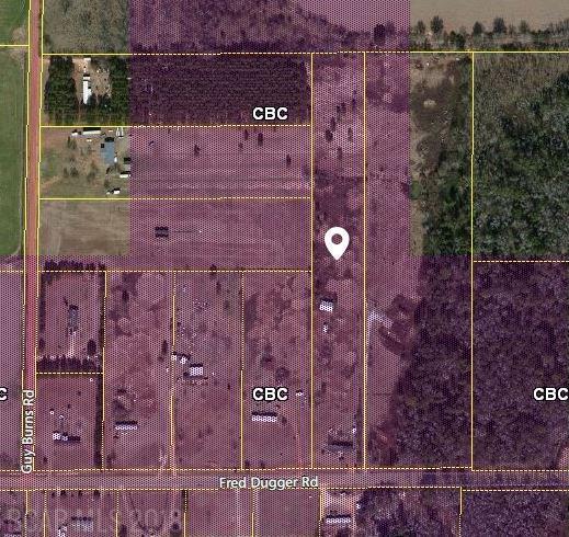 0 Fred Dugger Road, Summerdale, AL 36580 (MLS #267011) :: Elite Real Estate Solutions