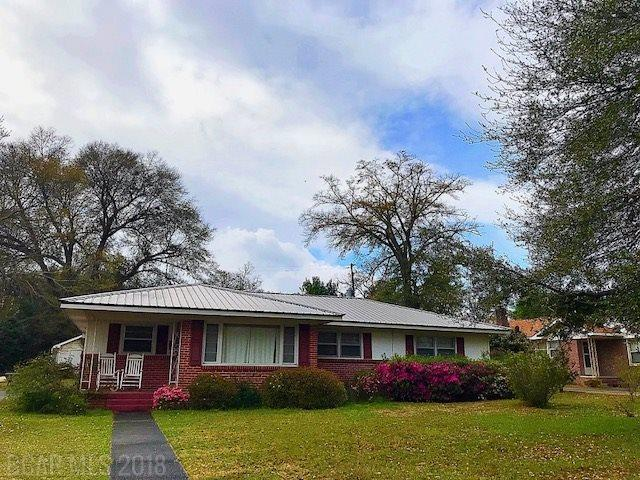 1511 Belleville Avenue, Brewton, AL 36426 (MLS #267097) :: Elite Real Estate Solutions