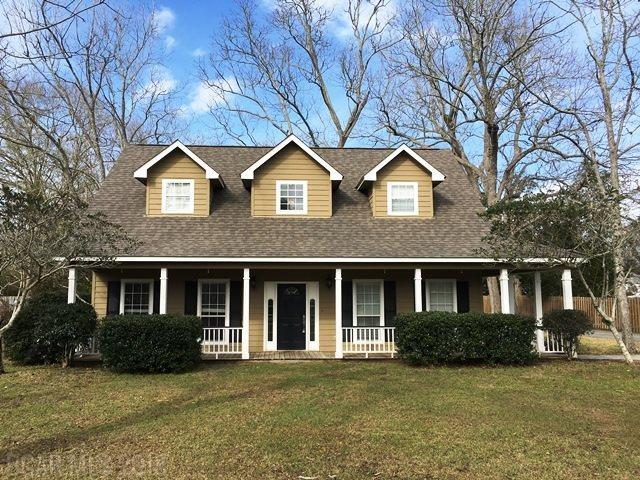 9641 Hucknall Drive, Fairhope, AL 36532 (MLS #267098) :: Ashurst & Niemeyer Real Estate
