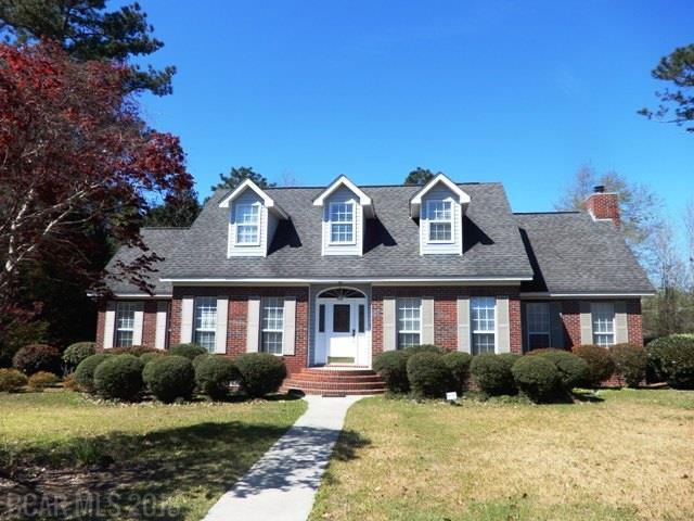 1816 Kimberly Drive, Atmore, AL 36502 (MLS #267188) :: The Premiere Team